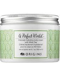 Origins Intensely Hydrating Body Cream with White tea