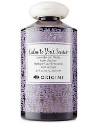 Origins Lavender and Vanilla Body Cleanser