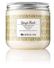 Origins Ginger Float Cream Bubble Bath