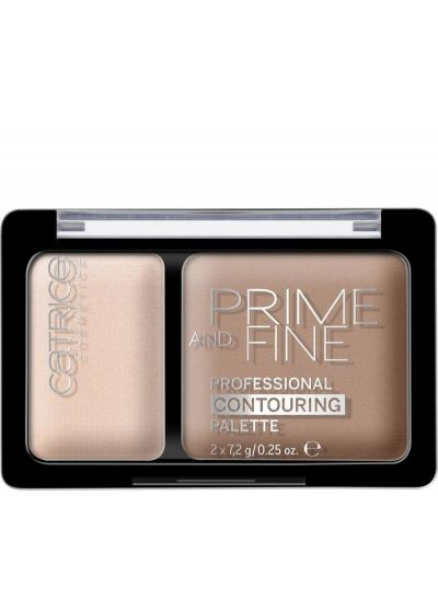 Catrice Prime and Finer Professional Contouring Palette
