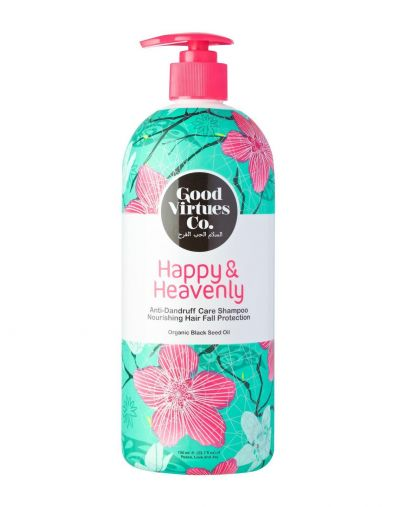 Good Virtues Co. Happy & Heavenly Anti-Dandruff Care Shampoo