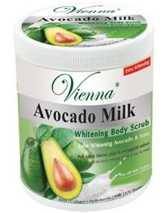 Vienna Whitening Body Scrub