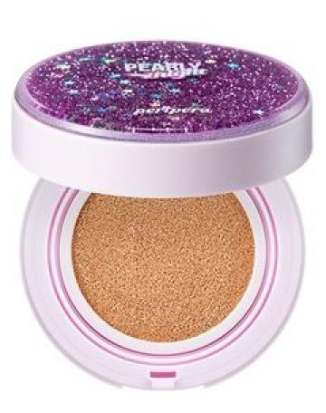 Peripera Pearly Night Inklasting Purple Cushion