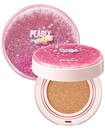 Peripera Pearly Night Inklasting Pink Cushion