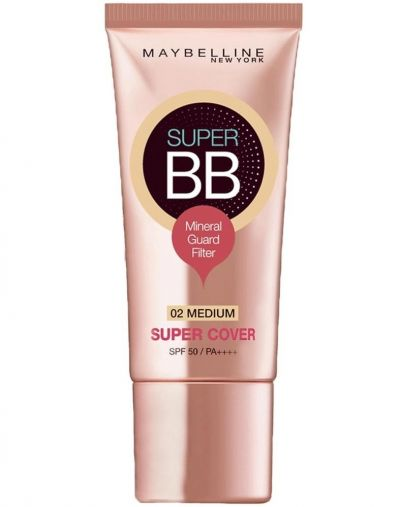Maybelline SUPER BB Super Cover SPF50 PA++++