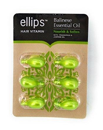 Hair Vitamin Balinese Essential Oil