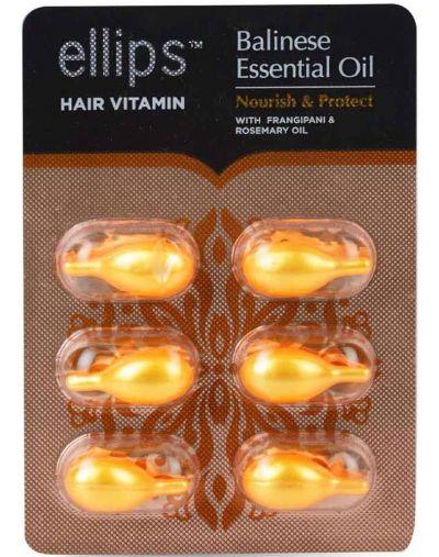 Hair Vitamin Balinese Essential Oil