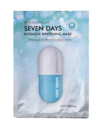 FaceFlux Seven Days Intensive Whitening Mask