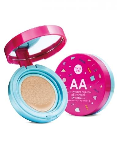 Cathy Doll Matte Powder Cushion Oil Control