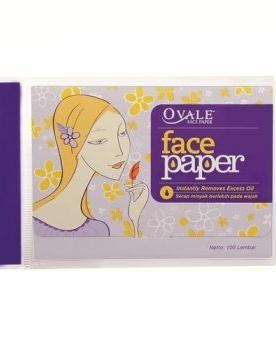 Ovale Ovale Face Paper