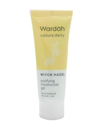 Nature Daily Witch Hazel Purifying Moisturizer Gel