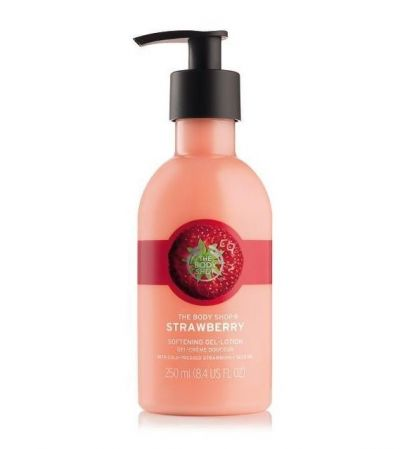 Strawberry Softening Gel-Lotion