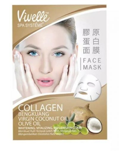 Spa Systeme Face Mask Collagen