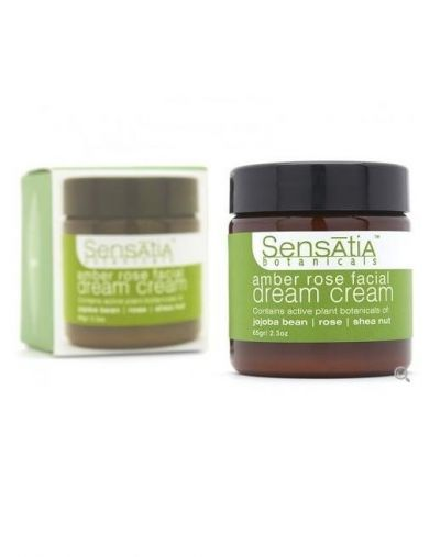 Sensatia Botanicals Amber Rose Facial Dream Cream