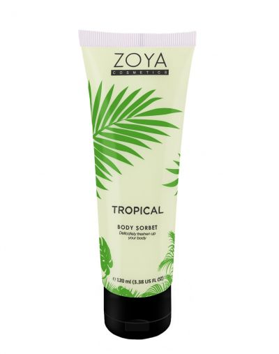 Zoya Cosmetics Body Sorbet