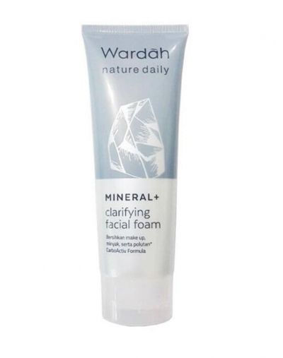 Mineral+ Clarifying Facial Foam