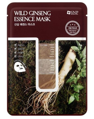 Wild Ginseng Essence Mask