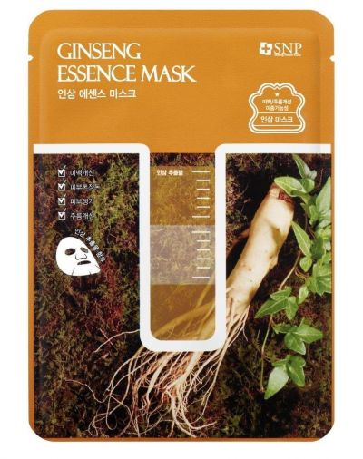 Ginseng Essence Mask