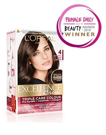 Excellence Creme Triple Care Creme Colour