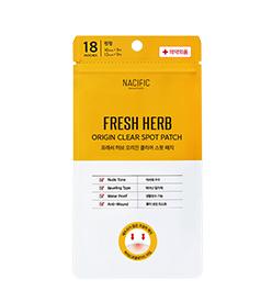 NACIFIC Fresh Herb Origin Clear Spot Patch