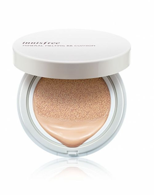 Innisfree Long Wear Cushion 21 Natural Beige - Review Female Daily