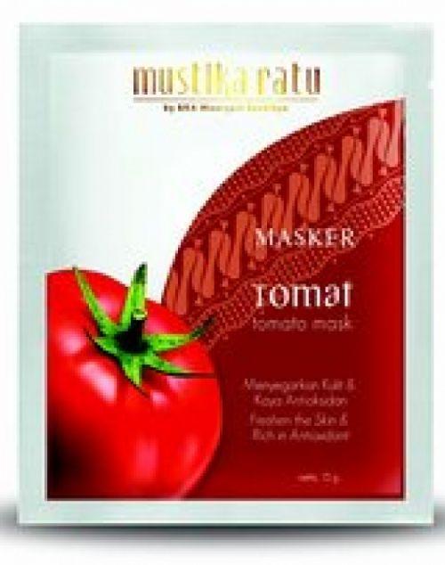 Mustika Ratu Masker Tomat Review Female Daily