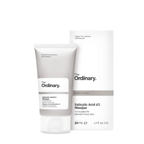 The Ordinary Salicylic Acid 2 Masque Review Female Daily