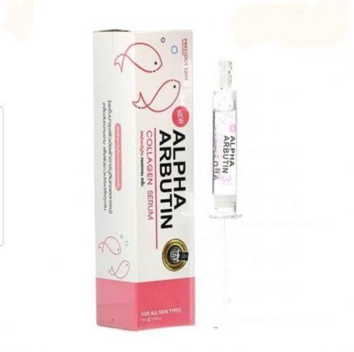 Thai Alpha Arbutin 3 Plus Collagen Review Female Daily