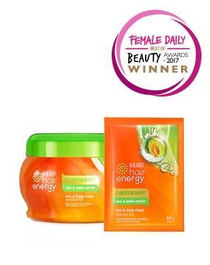 Makarizo Hair Energy Fibertherapy Hair Scalp Creambath Aloe Melon Extract Review Female Daily