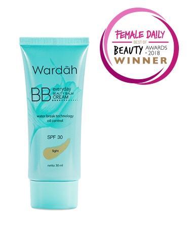 Review Bb Cream Wardah Everyday Untuk Jerawat