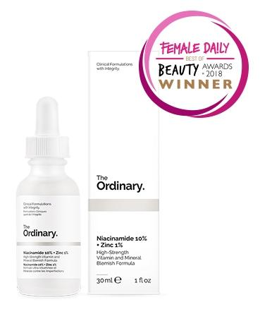 The Ordinary Niacinamide 10 Zinc 1 Review Female Daily