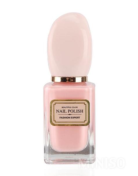 Miniso Nail Polish Pink Review Female Daily