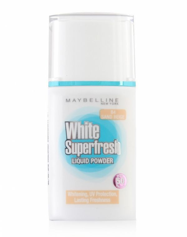White Superfresh Liquid Powder
