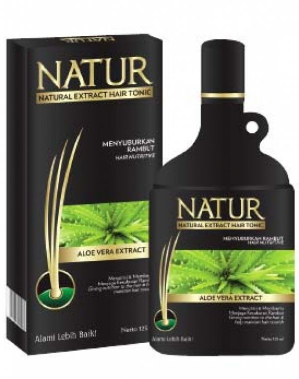 Natural Extract Hair Tonic