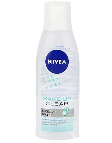 Make Up Clear Micellar Water
