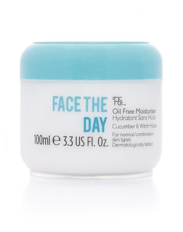 moisturizer primark female daily oil