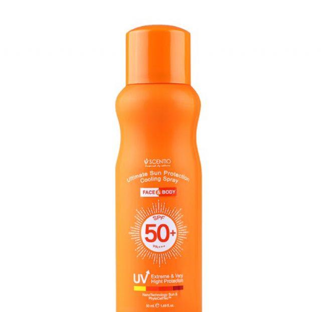 uv protection spray