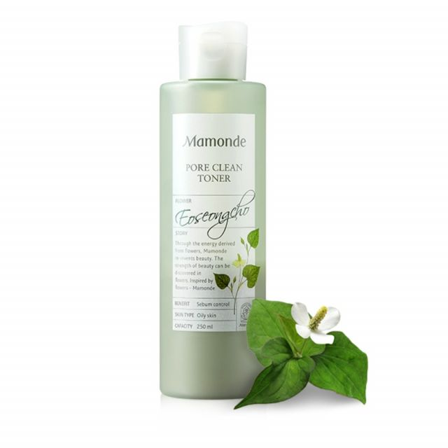 Mamonde Pore Clean Toner Review Female Daily