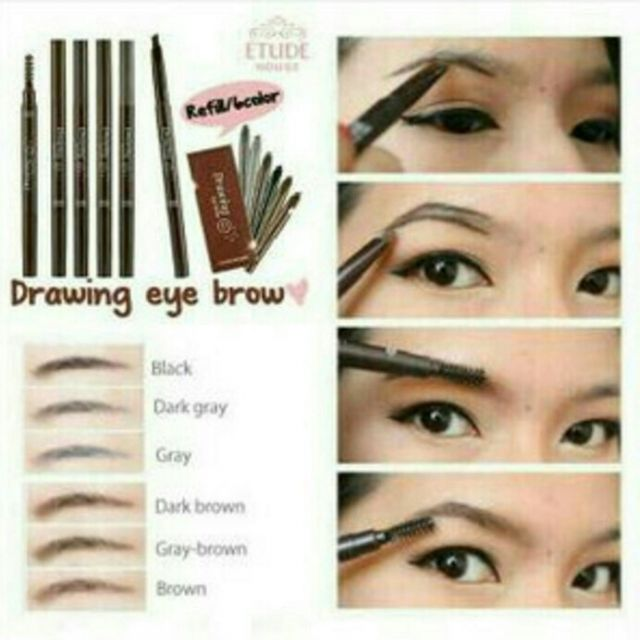 Eye Brow - Beauty Products List and Cosmetics & Reviews   Female Daily