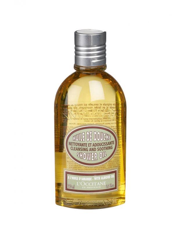 L'Occitane Almond Moisturizing Shower Oil