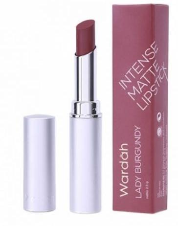 Wardah. Intense Matte Lipstick