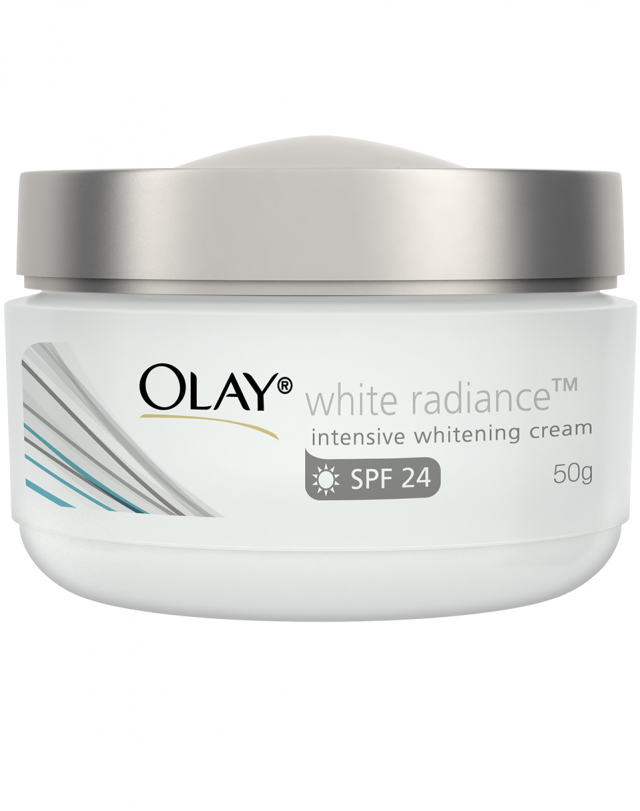Olay White Radiance Night Cream Review Jerawat