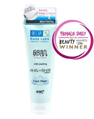 Hada Labo. Tamagohada Mild Peeling Face Wash. Rp. 35.000. 3.9. 2271 REVIEWS
