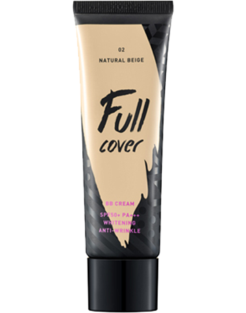 Aritaum Full Cover BB Cream 02 Natural Beige - Review ...