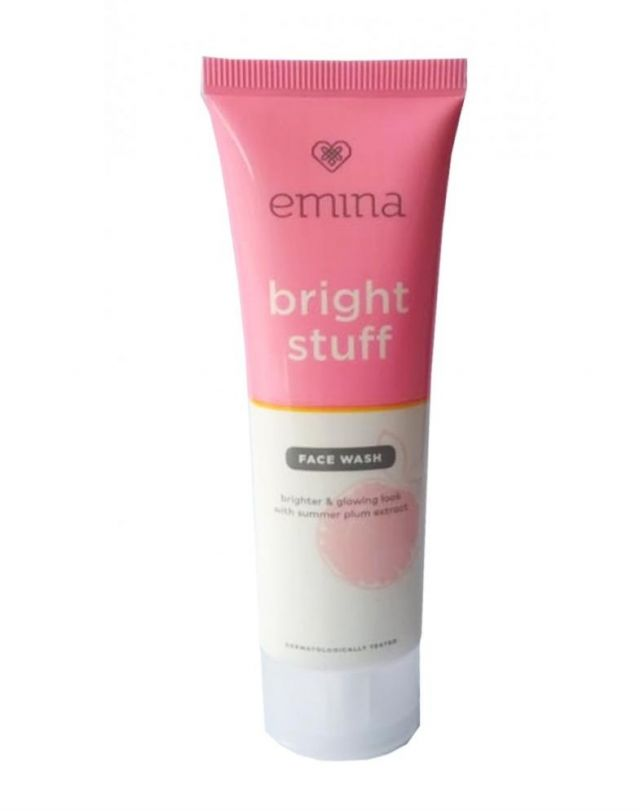 Emina Bright Stuff Face Wash - Review Female Daily