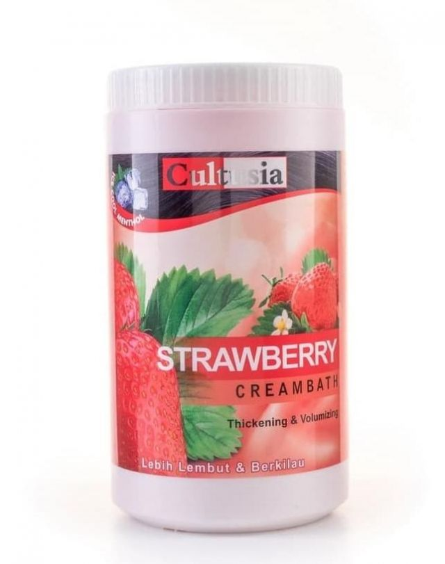 Cultusia Creambath Strawberry Review Female Daily