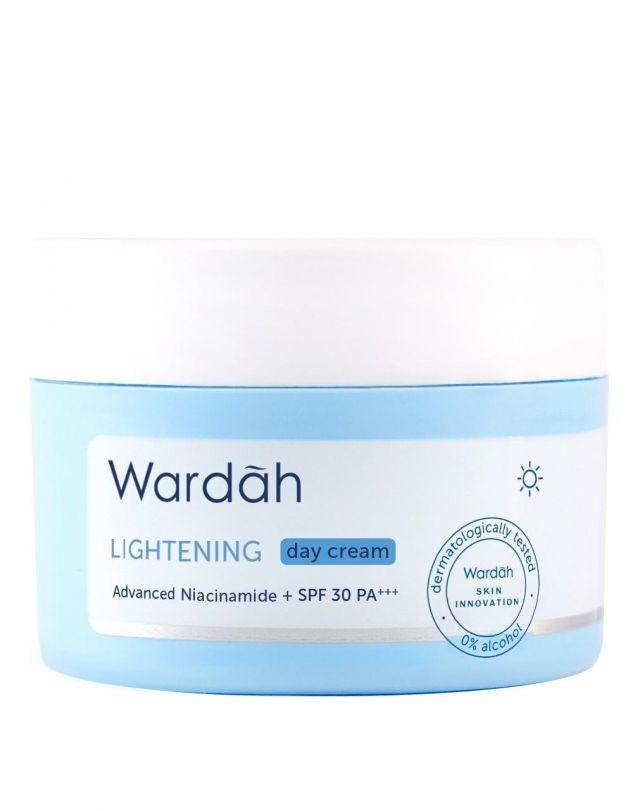 Wardah Lightening Day Cream Review Female Daily