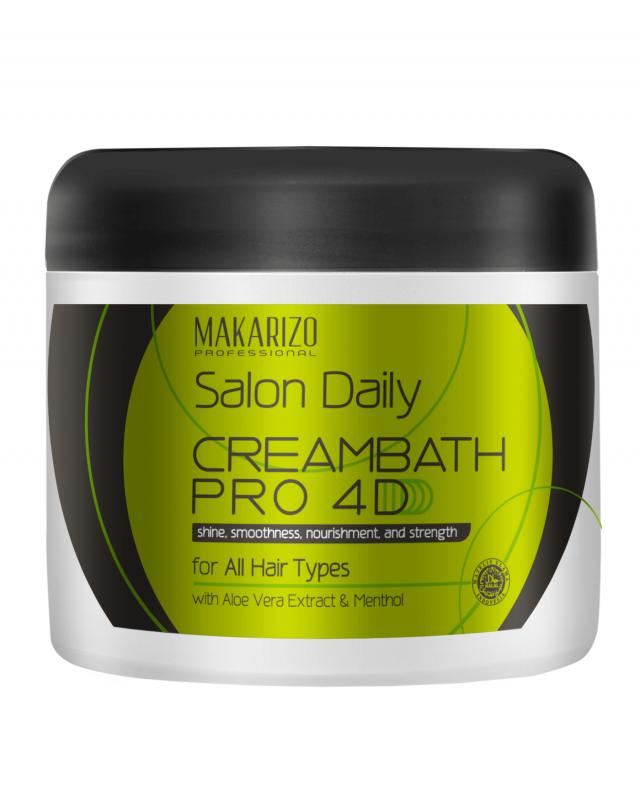 Makarizo Professional Salon Daily Creambath Pro Review Female Daily
