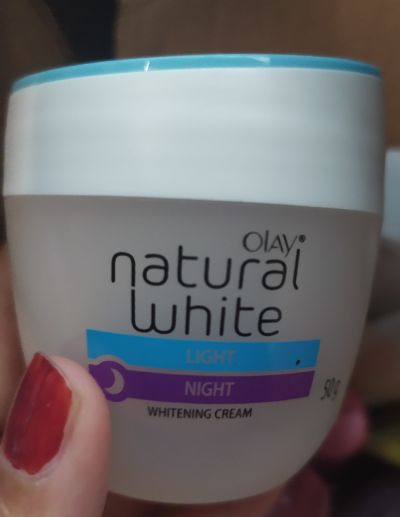 Olay Natural White Night