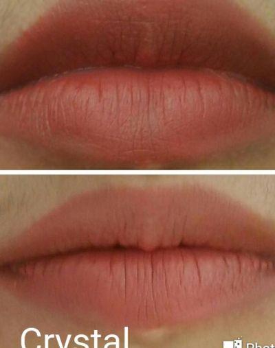 Purbasari Lipstick Color Matte Beauty Product Cosmetics Reviews